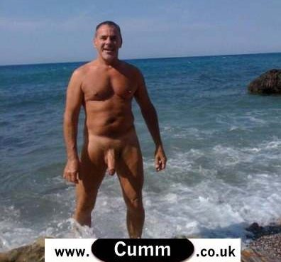 daddy beach huge cock what are you fucking looking at?
