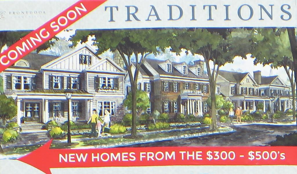 Traditions Cumming Georgia Pictures Of Soon To Be 400+ Homes