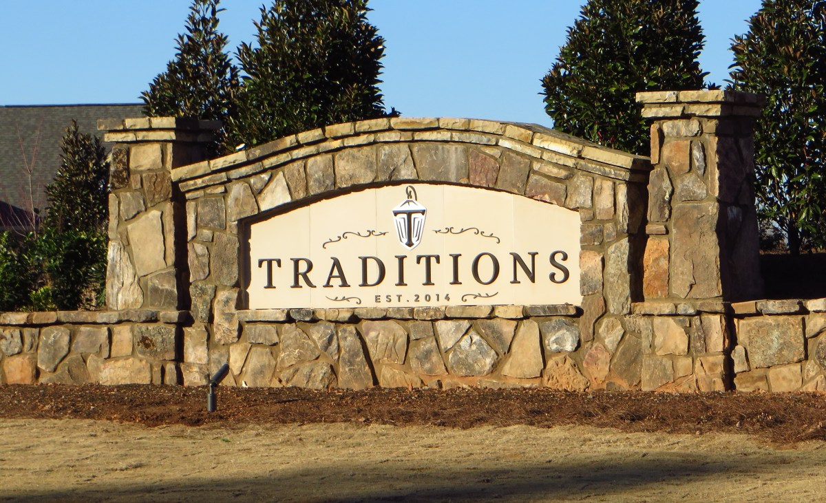 Traditions Forsyth County-Real Estate Now For Sale!