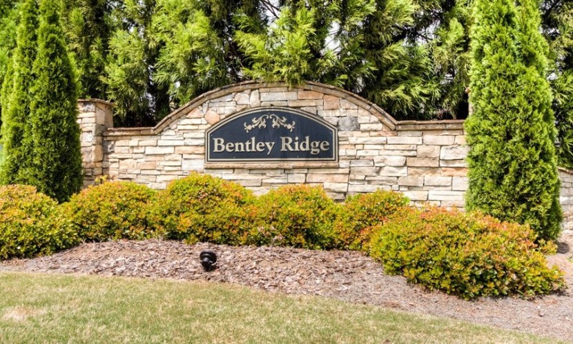 Bentley Ridge Cumming GA Homes Neighborhood