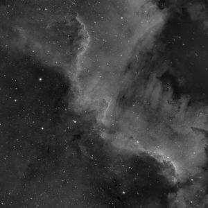 NGC7000-Cygnus Wall
