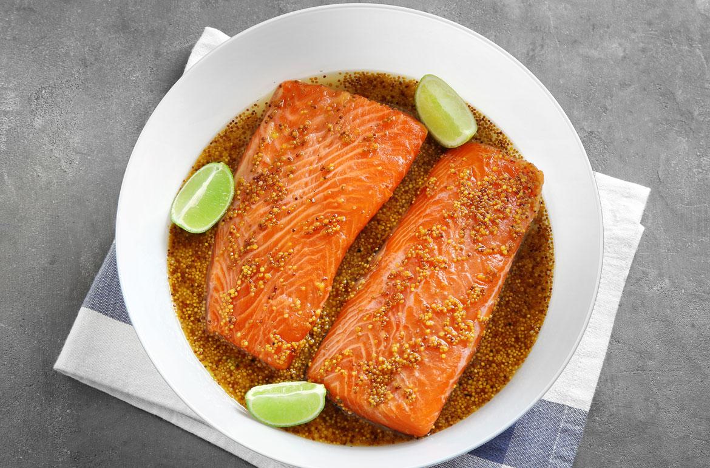 Marinade pentru carne de pește
