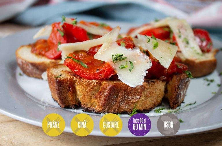 mâncare de ardei grași