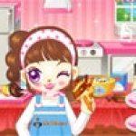 Game Con Gái Nấu Ăn