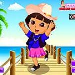Game Dora Explorer Adventure Dressup
