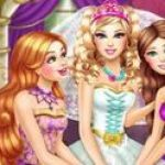 Barbie Princess Wedding