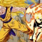 Naruto vs Goku