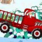 Ông già Noel lái xe tải