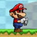 Mario về nhà
