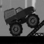 Xe tải cán đích
