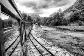 Ushuaia - comboio fim do mundo