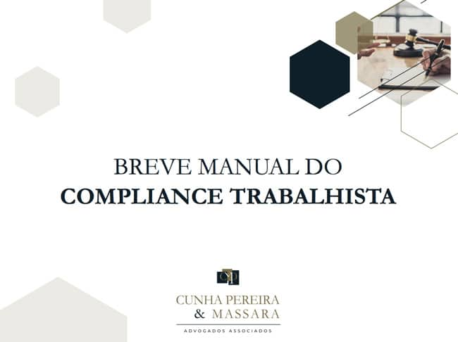 Manual de Compliance Trabalhista