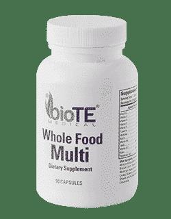 BioTE Whole Food Multi Vitamin 90 capsules