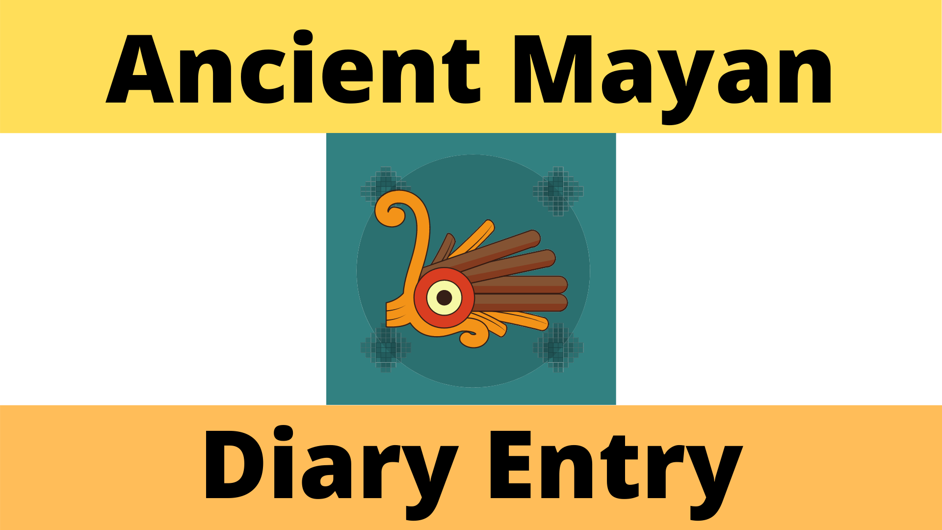 Mayan Diary Entry Student Worksheet