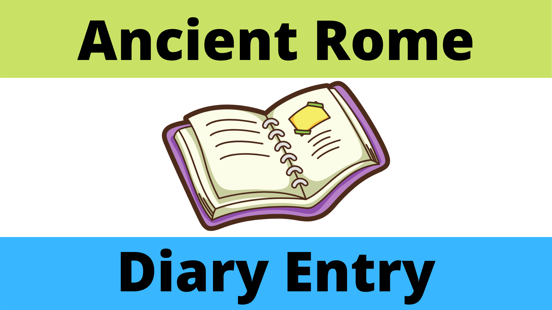 Ancient Roman Diary Student Worksheet