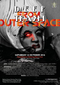 Deep Trash from Outer Space poster