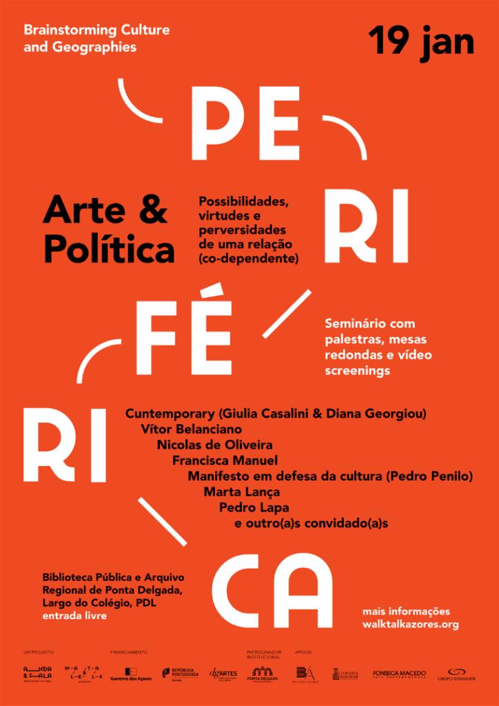 SEMINÁRIO PERIFÉRICA