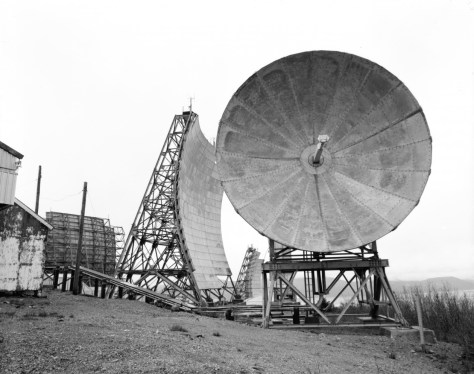 Boswell Bay White Alice Site, Tropospheric Antennas, Chugach National Forest, Cordova vicinity, Valdez-Cordova Census Area, AK