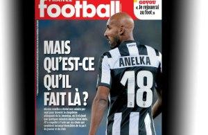 anelka france football