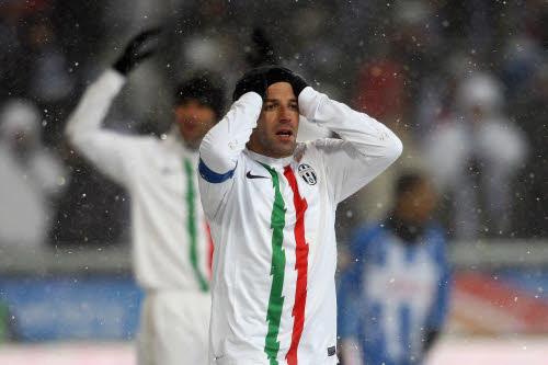 Lech Poznan vs Juventus