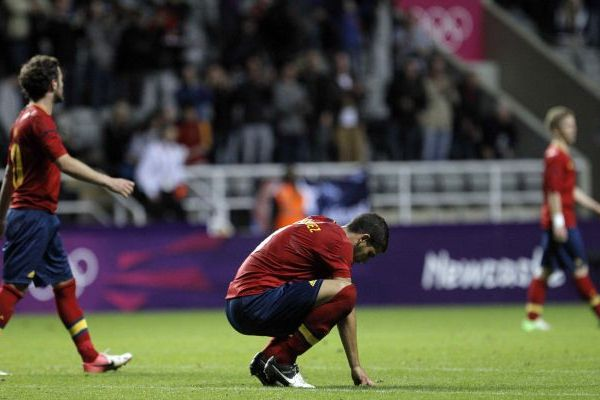 Spagna eliminata da FIFA 2014
