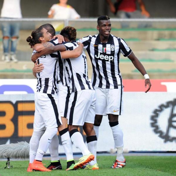 Chievo-Juventus