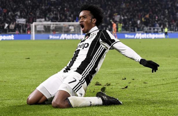 cuadrado Juventus - Inter