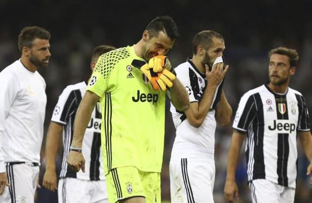 Delusione-Juventus