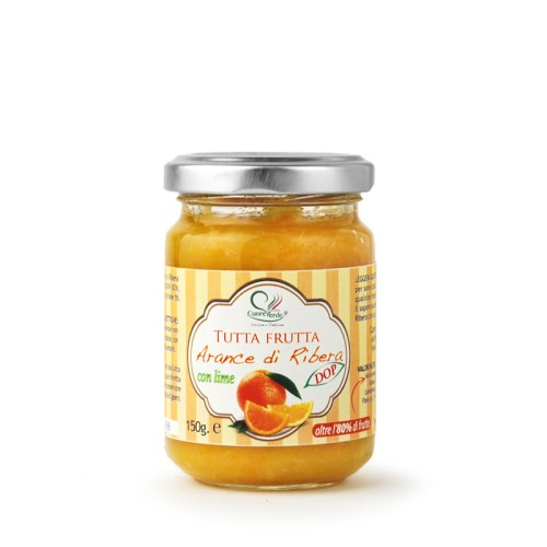 Marmellata arance-Ribera DOP