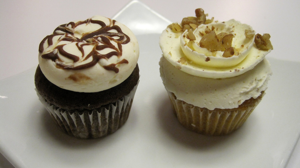 Molasses Clove and Pumpkin Ginger from Look Cupcake