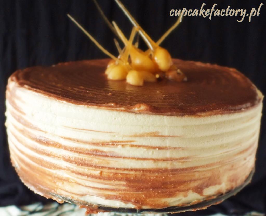 tort krówkowy
