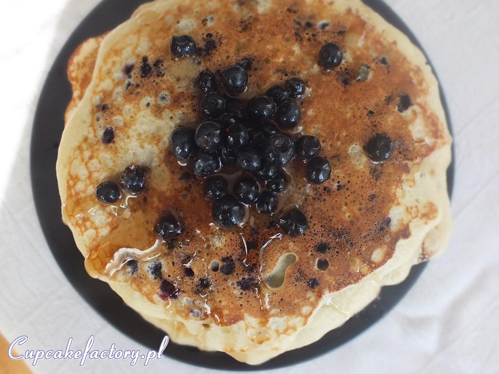 Pancakes z naleśnikami