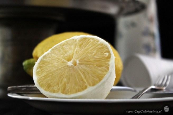 Sernik cytrynowy na zimno