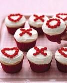 x o cupcake