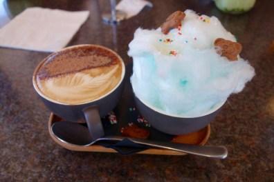 Wonderland Cappuccino ($6.00)