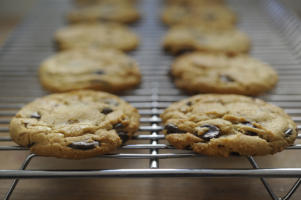 The Best Chocolate Chip Cookies...Ever
