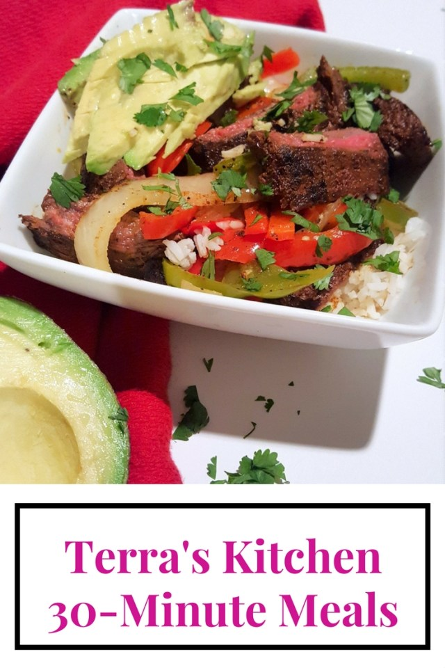 Terra's Kitchen 30-Minute Meals
