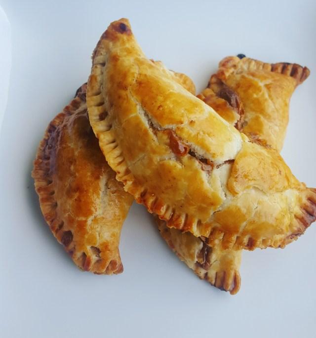 Dulce de Leche Apple Empanadas