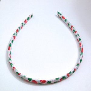 Peppermint Candy Headband