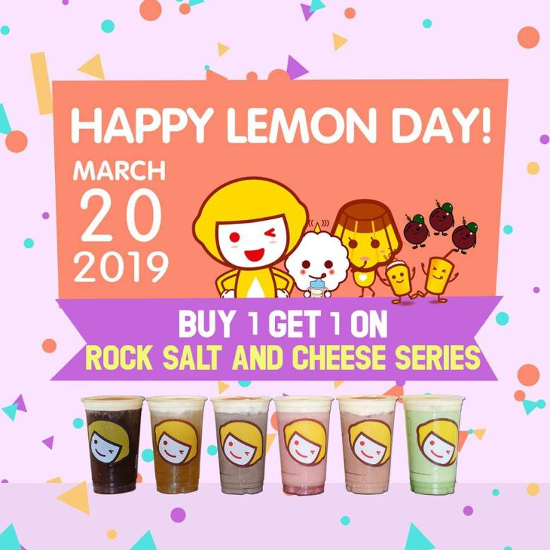 Happy Lemon Day