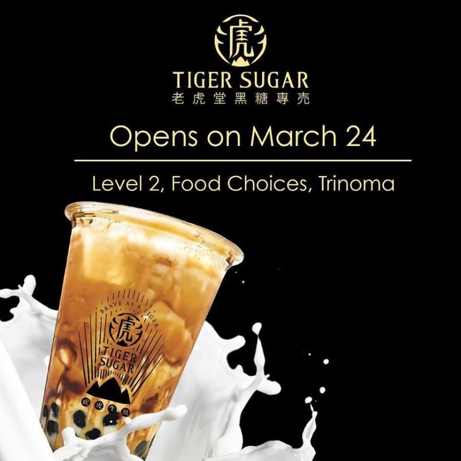 Tiger Sugar Trinoma