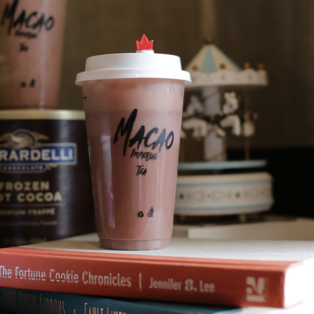 macao imperial tea chocolate