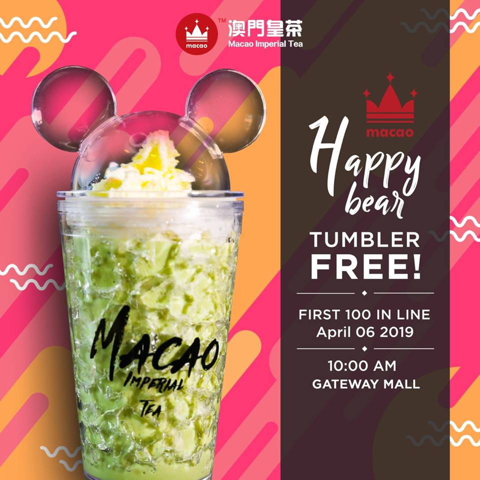 Free Macao Tumbler