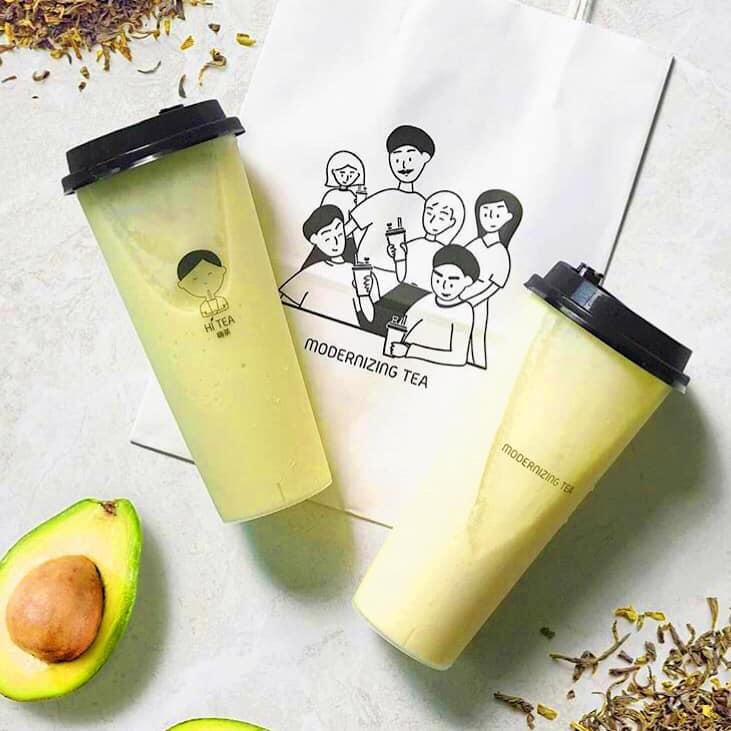 hi tea singapore avocado oolong
