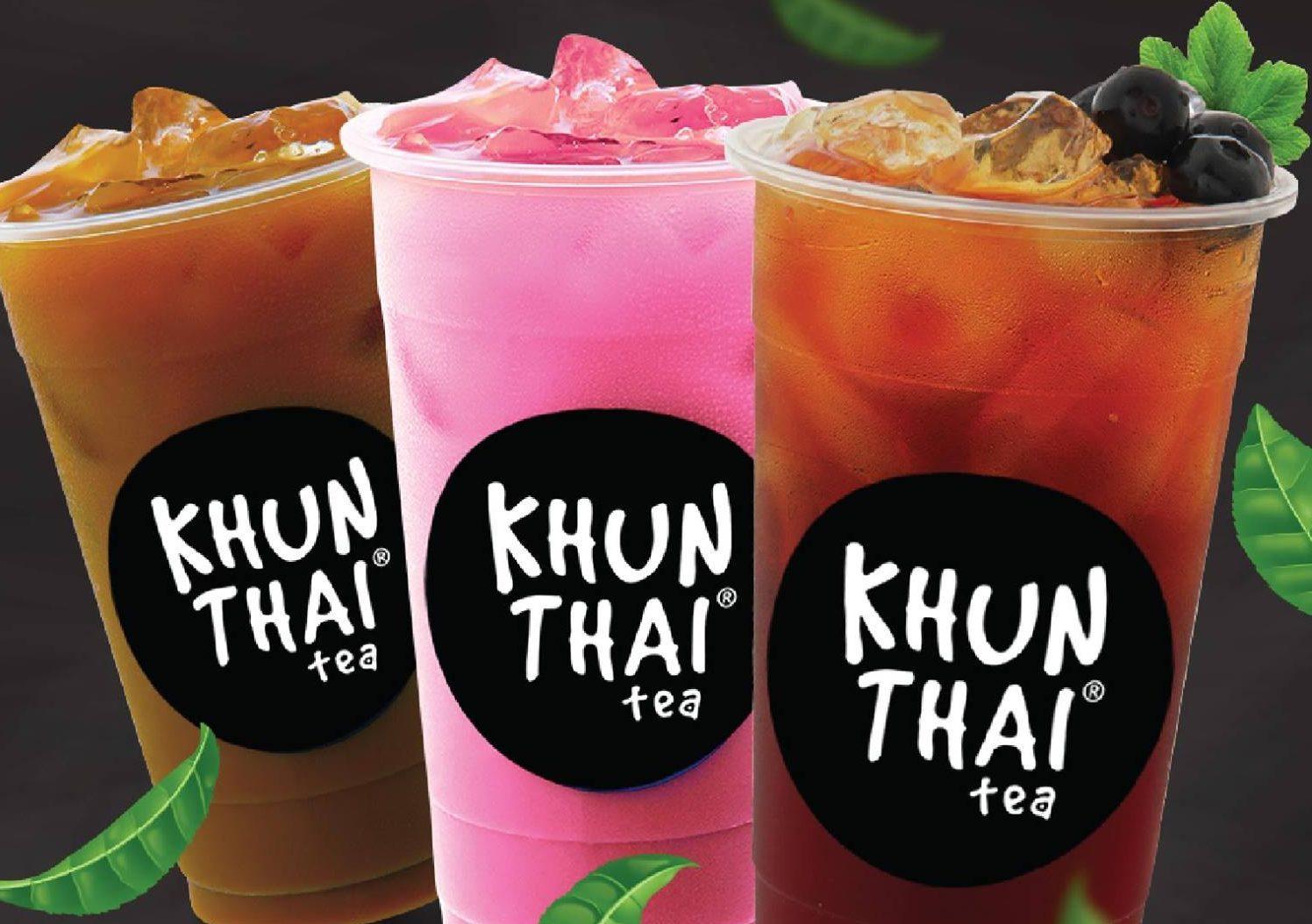 khun thai tea