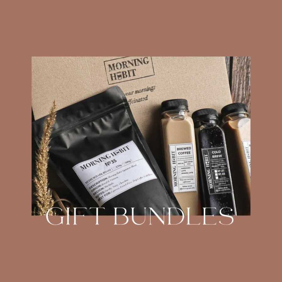 Coffee Gift Bundles by Morning Habit