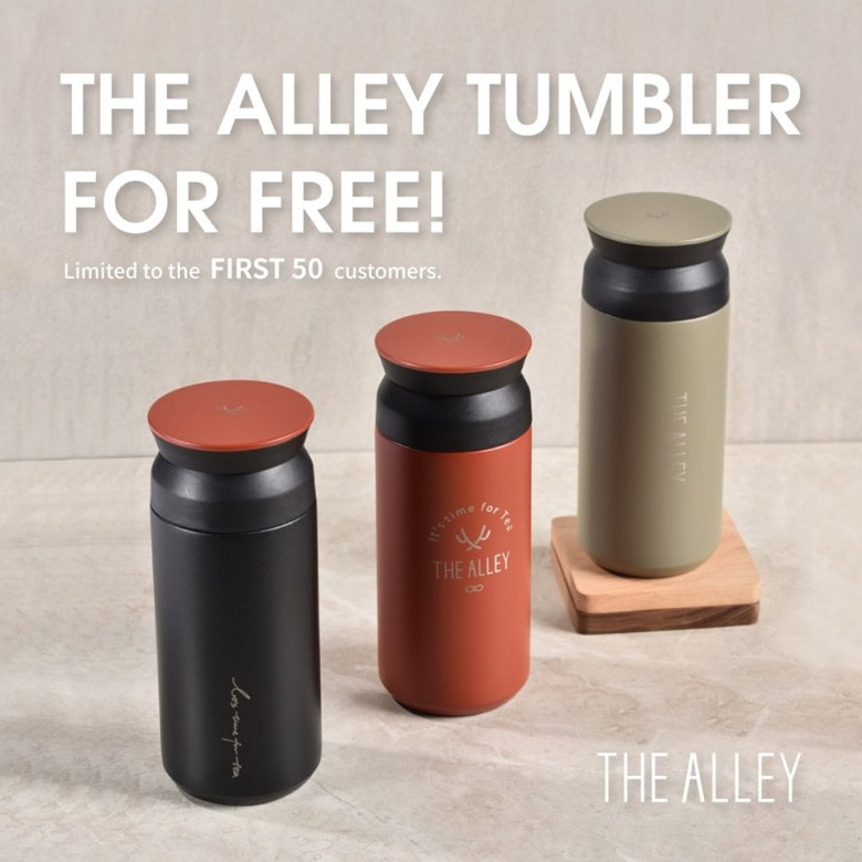the alley tumbler for free