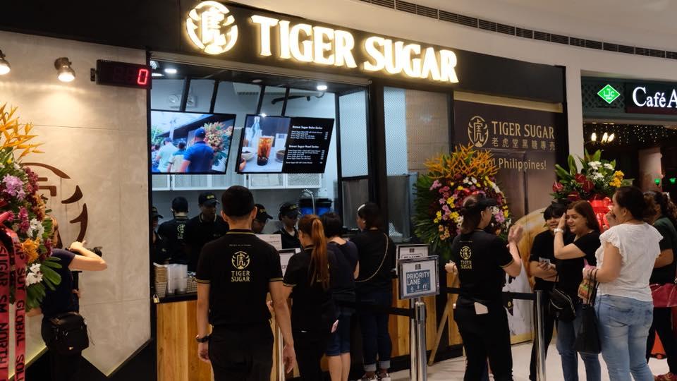 tiger sugar sm city north edsa