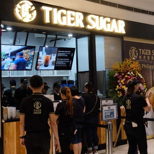 tiger sugar sm city north edsa