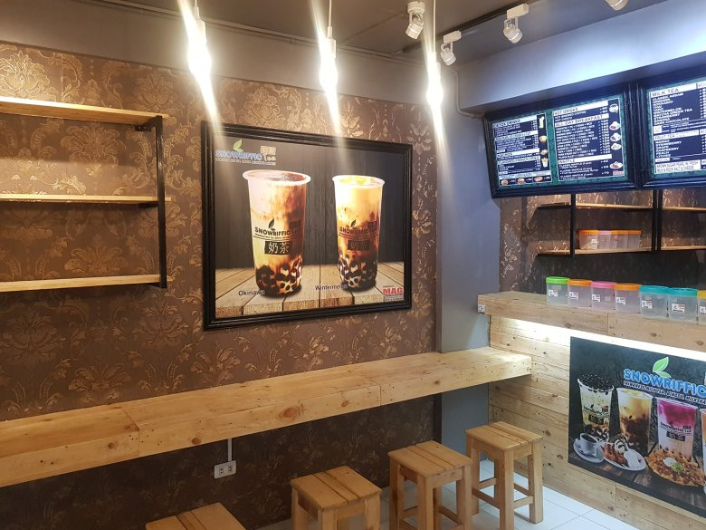 Snowriffic Tea Franchise A Milk Tea Shop For As Low As P29k